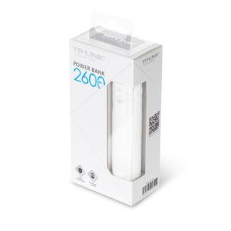 POWER BANK TP-LINK 2600MAH