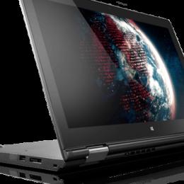 "Portátil Lenovo Think Pad YOGA 15.6"""