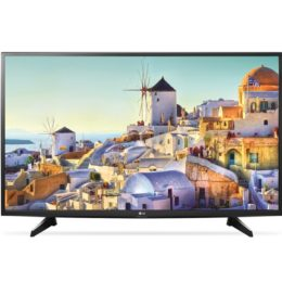 "LG LED TV 43"" ULTRA HD IPS 4K 43UH610V SMART TV WEBOS"